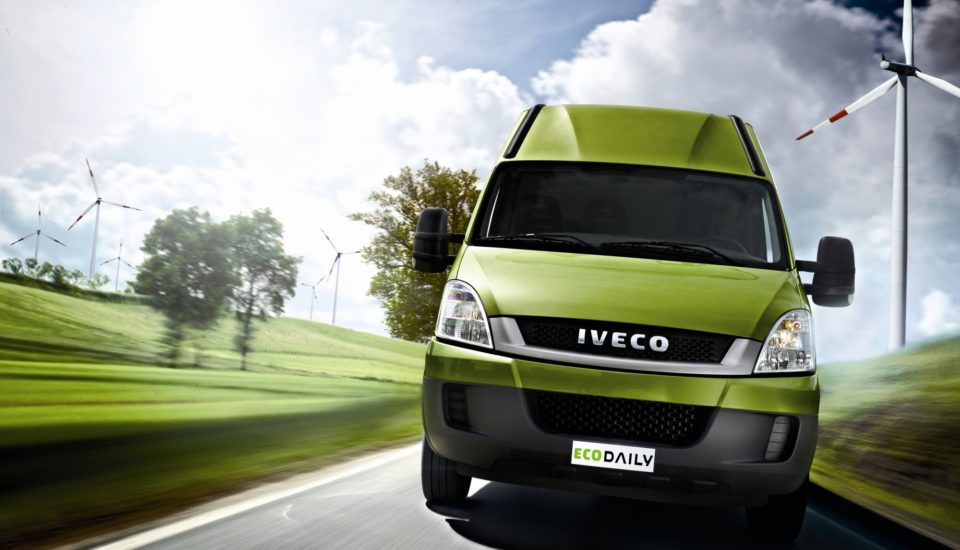 C. IVECO DAILY 35s